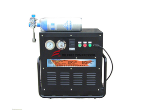 1m3 Microboost Oxygen Compressor Usage personnel